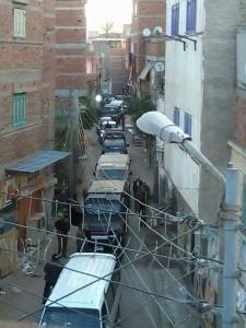 """حرق شقق كلا من محمد عادل بلبولة زوج المعتقلة """"مريم ترك"""""""