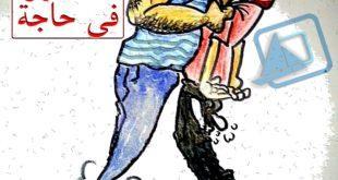 كاريكاتير نافذة دمياط :