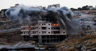 الاحتلال يكمل هدم بنايات وادي الحمص