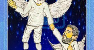 كاريكاتير: عبدالله محمد مرسي يلحق بوالده الشهيد