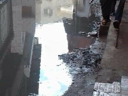 بالصور .. شوارع دمياط بقت روبه مع أول تسخين للشتا