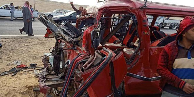 جريمة قتل جماعي لعدد من أطباء كلية طب محافظة المنيا حديثي التخرج