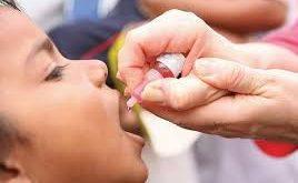 انطلاق حملة التطعيم ضد شلل الاطفال يوم الاحد 16 فبراير