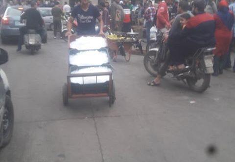 25 صورة ترصد شوارع مدينة دمياط قبل موعد افطار اليوم