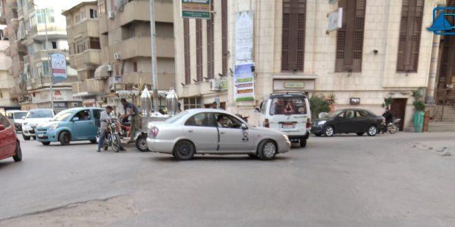 صور من شارع وزيرو شارع.المستشار نافع و ميدان مسجد المظلوم الان