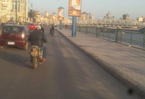 20صورة ترصد شوارع مدينة دمياط الان وقبل دقائق من موعد الافطار