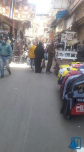 22 صورة ترصد شوارع مدينة دمياط نهار اليوم