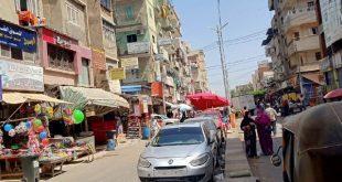 جولة في شوارع كفر سعد اليوم
