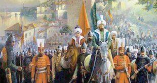 ذكرى  (فتح القسطنطينية) على يد السلطان محمد الفاتح .