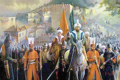 فتح القسطنطينية