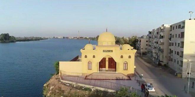 مسجد نور الاسلام بالسرو