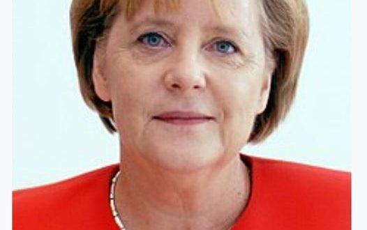 (وداع غير تقليدي لمستشارة ألمانيا )