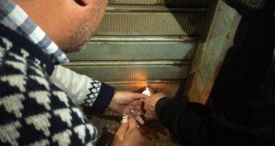 تنفيذ قرارات غلق وتشميع لـ ١٠ محال وبدرومات مخالفة بمدينة دمياط الجديدة