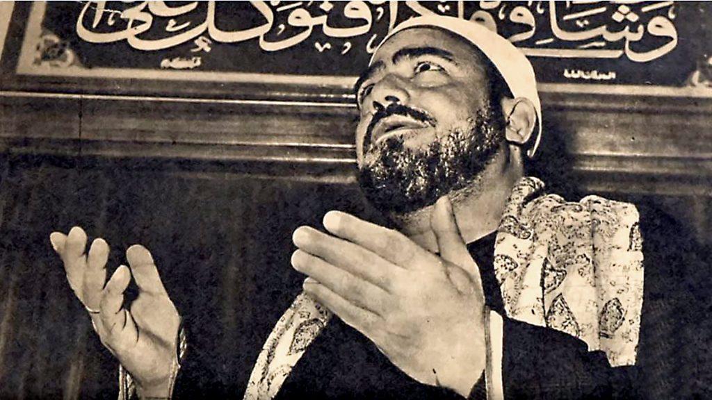 في ذكري وفاه الشيخ «سيد النقشبندي»