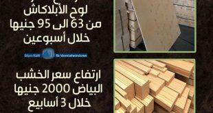 ارتفاع فاحش فى أسعار الأخشاب بدمياط