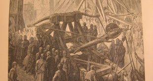 من تاريخ دمياط الباسلة وإجبار الفرنسيين على دفع فدية من الذهب  لتحرير الملك الفرنسي