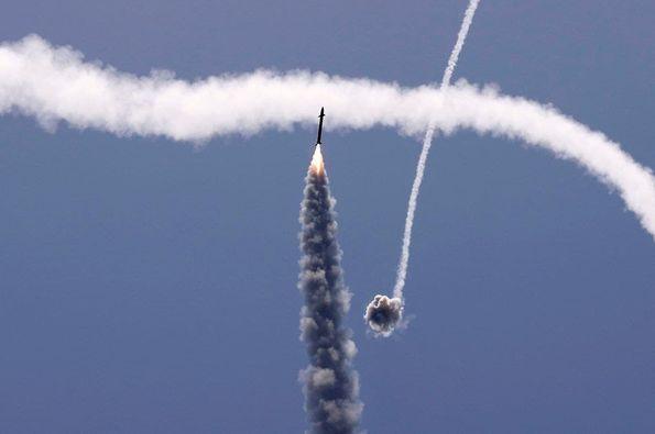 صواريخ القسام  ترعب بني صهيون ( الله أكبر ولله الحمد )