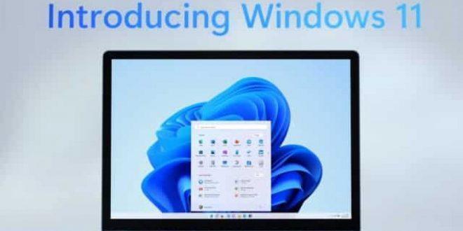 مايكروسوفت تعلن رسميًا عن ويندوز 11